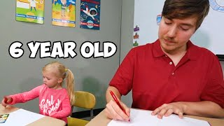 Download I Went Back To 1st Grade For A Day Mp3 and Videos