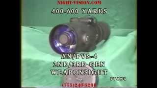 an pvs 4 product video
