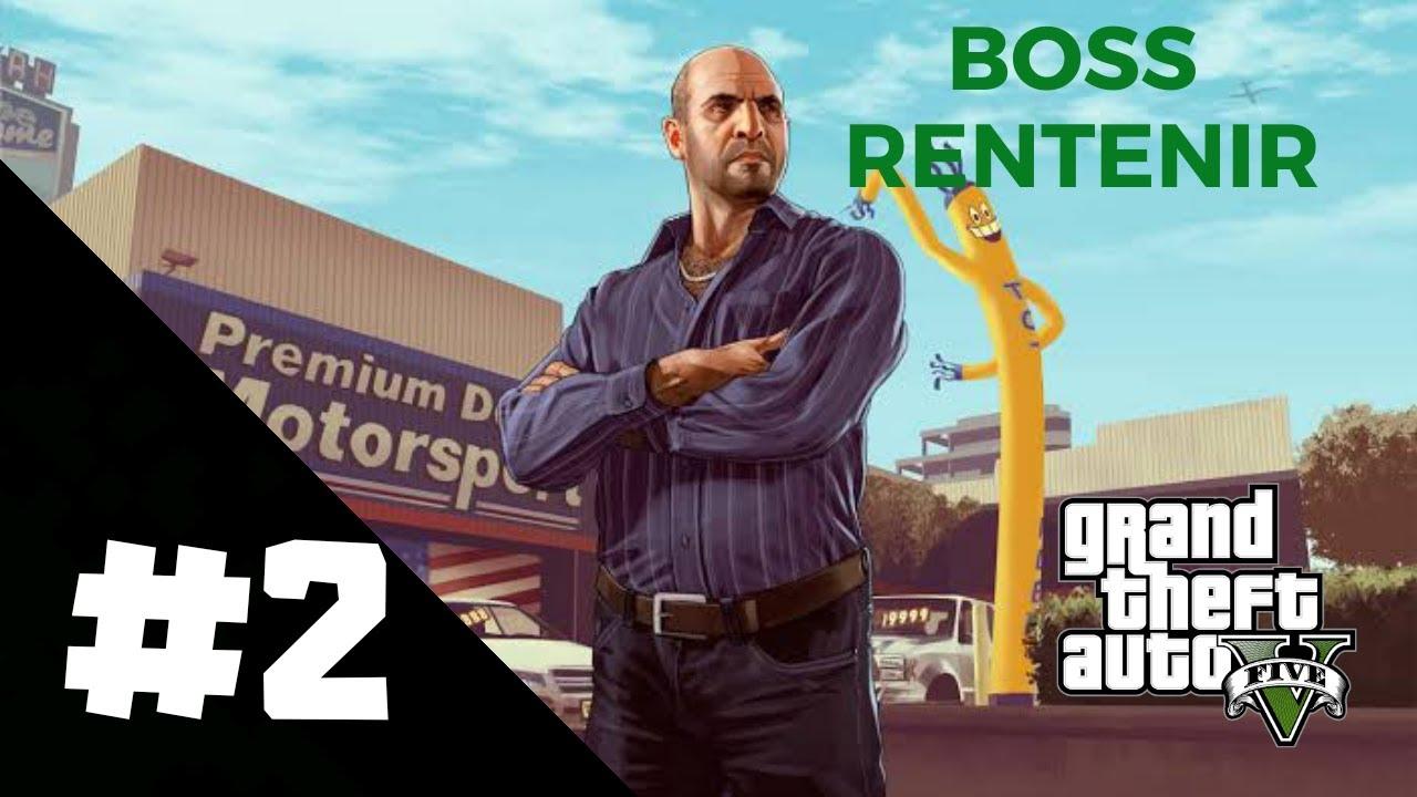 PART 2 GTA V INDONESIA, BOSS RENTENIR, (Triple A)