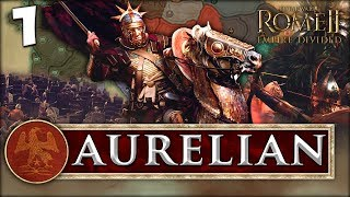 Video AURELIAN RISES! Total War: Rome II - Empire Divided - Aurelian Campaign #1 download MP3, 3GP, MP4, WEBM, AVI, FLV November 2017