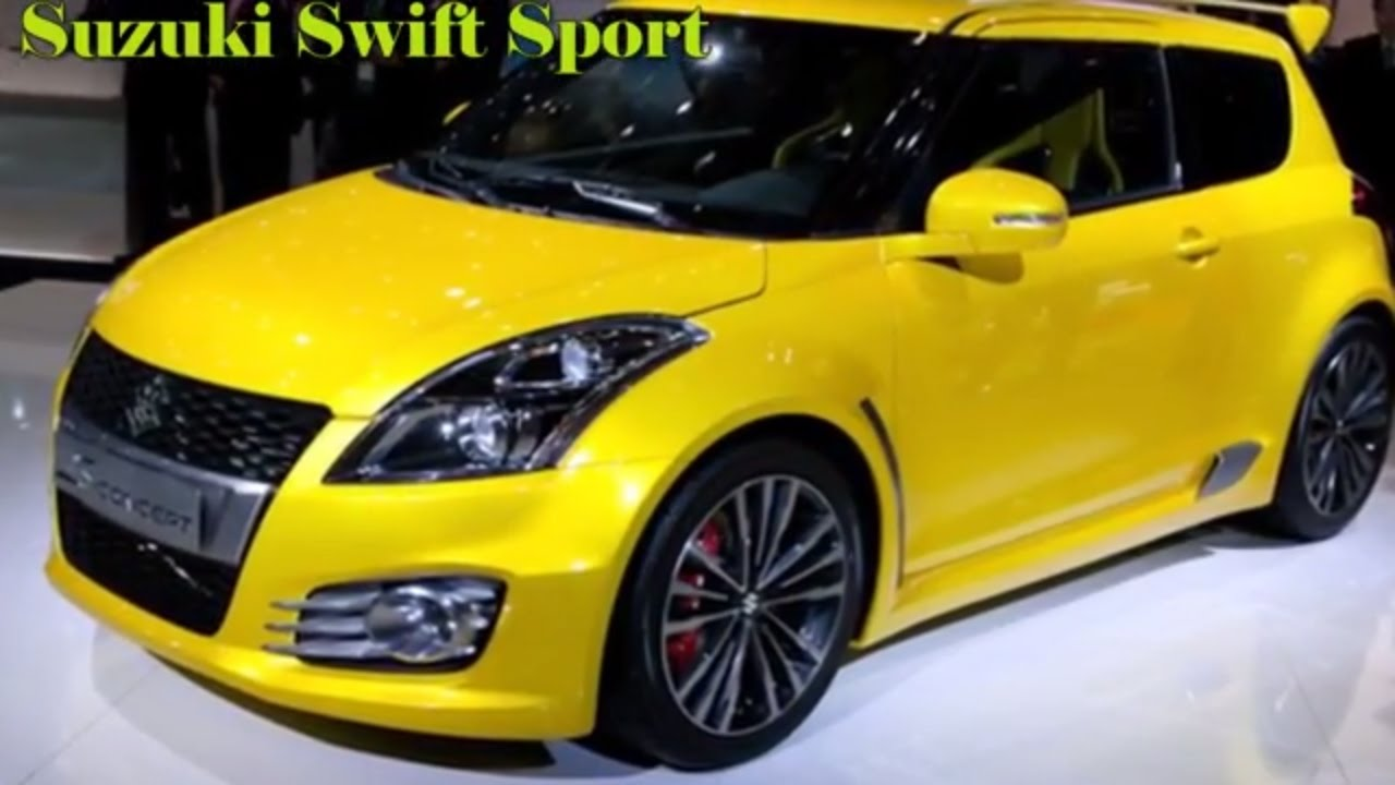 2018 suzuki swift sport youtube. Black Bedroom Furniture Sets. Home Design Ideas