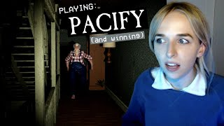 playing ANOTHER SCARY GAME (PACIFY)