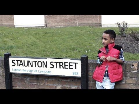 Rapman ft King Zion - Blue Borough (My Ends) @RealRapman   Link Up TV