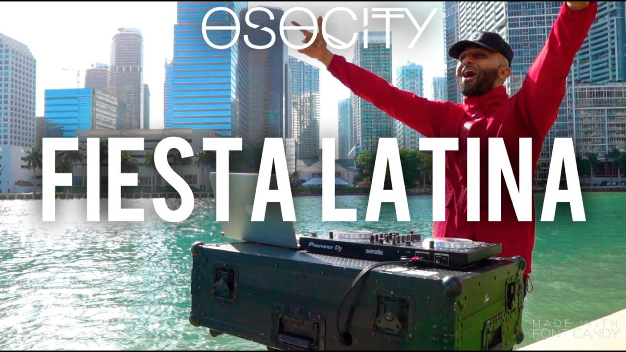 Download Fiesta Latina Mix 2021   Latin Party Mix 2021   The Best Latin Party Hits by OSOCITY