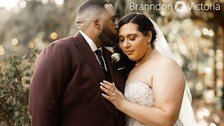 Romantic Wedding Video at Hidden Garden LA