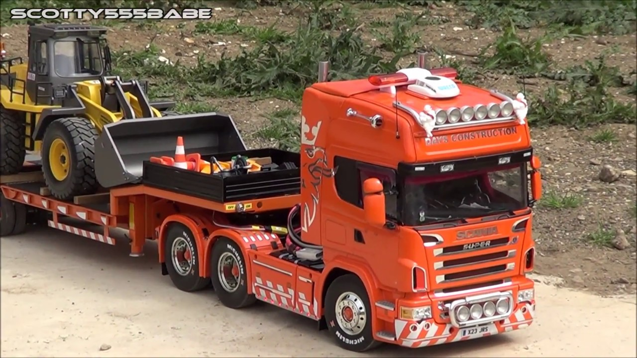 rc trucks east coast model trucks tamiya rc semi. Black Bedroom Furniture Sets. Home Design Ideas