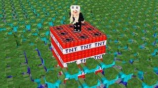 der TNT BLOCK darf NICHT explodieren!!