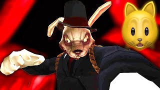 THE BUNNY BEATS YOU TO DEATH?? | Erich Sann Horror Game