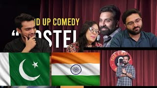 Download song Hostel - Stand Up Comedy ft. Anubhav Singh Bassi | PAKISTANI REACTION