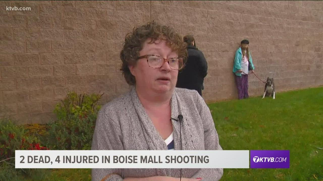 Download Witnesses of mall shooting: 'This doesn't happen in Idaho'