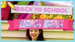 ♥חזרה לבית הספר - ארוחות צהריים ליום ארוך♥