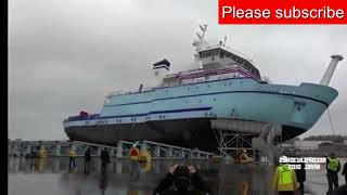 Destroyed In Seconds- Ship Accident- Mute Flims- Like*Share*Subscribe
