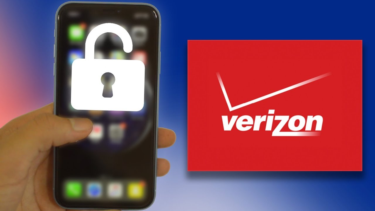 how to unlock an iphone 6s from verizon