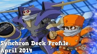 Yugioh Synchron Deck Profile April 2014