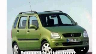 2000 Opel Agila Details