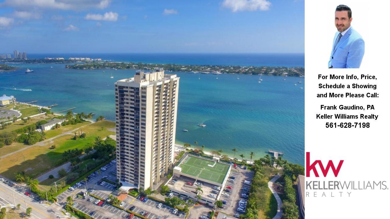N Flagler Drive West Palm Beach Fl
