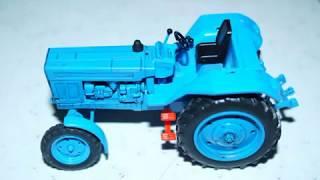 Конверсия МТЗ-80, Тракторы история люди машины