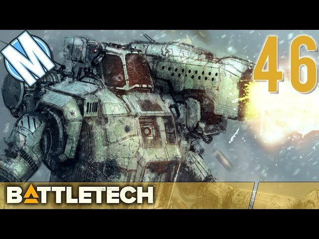 BATTLETECH Part 46 - Priority iIssion: Defend Panzyr