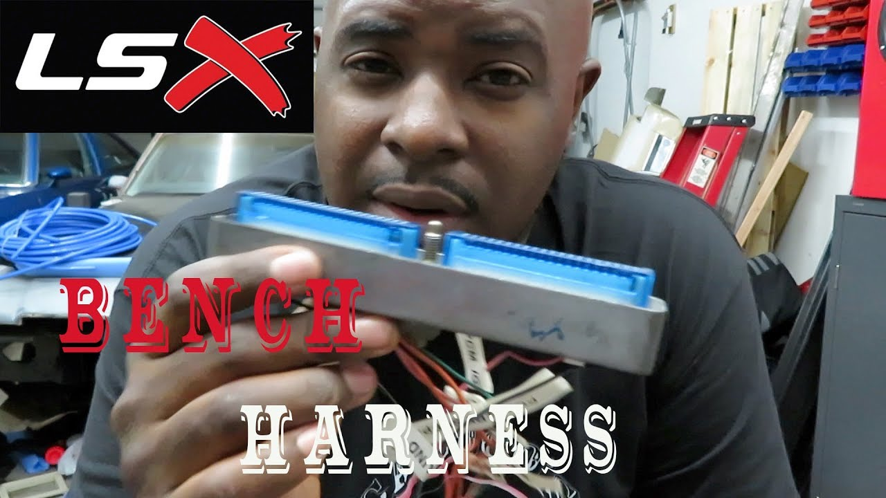 How To: PCM Bench Harness for a LS Swap - YouTube