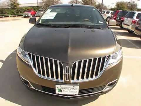 2011 Lincoln MKX 3.7 FWD Start Up, Exterior/ Interior Tour