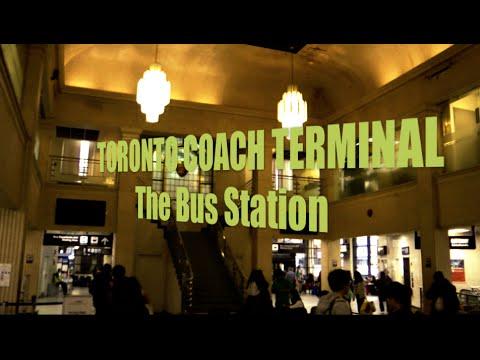 Toronto Coach Terminal - The Bus Station