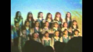 """выступление хорового коллектива """"Трели"""""""