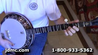 Sonny Osborne Sounding 5-String Banjo Lick - Lick of the Week #14