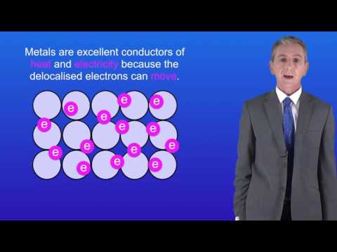 GCSE Chemistry (9-1) Metals and Alloys