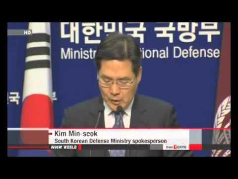 North Korea fires two more short-range missiles