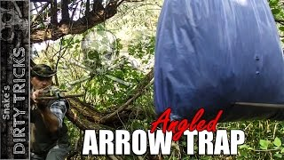 Angled Arrow Trap - Snake´s dirty tricks