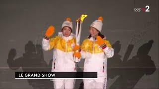 Le résumé de la cérémonie d'ouverture des Jeux Olympiques de PyeongChang