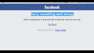 الفيس بوك واقف حل مشكلة بطىء ووقوف الفيس بوك Sorry, something went wrong