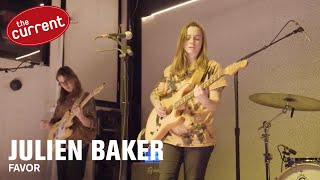 Julien Baker - Favor (live performance)
