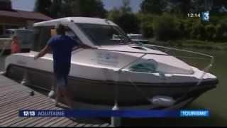 Tourisme fluvial en baisse en Lot-et-Garonne