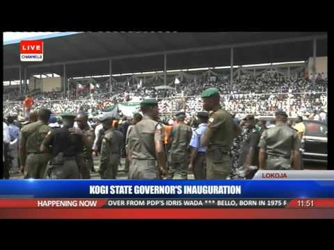 Kogi State Governor