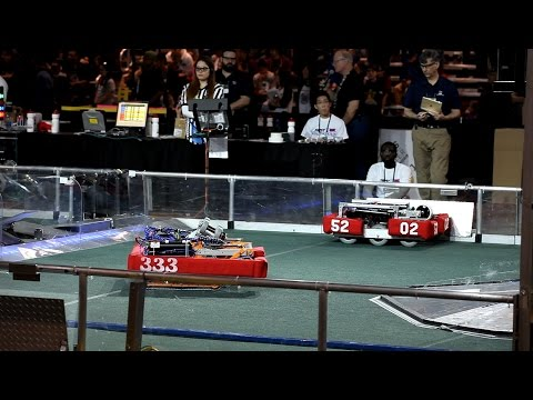 New York City FIRST Robotics Competition and Expo