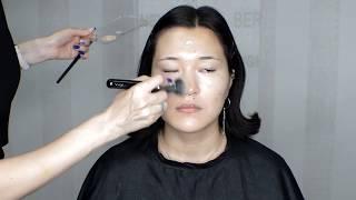 Макияж для азиатских глаз Julia Shavlova makeuprof kz