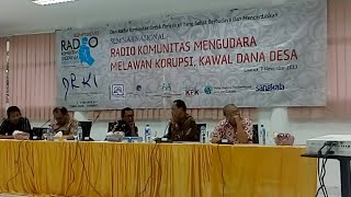 BP2DK bersama JRKI Melawan Korupsi Kawal Dana Desa