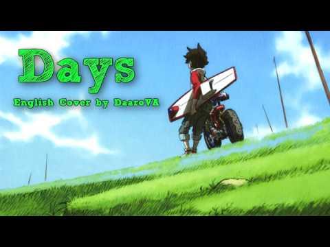 "[English] ""Days"" Eureka Seven OP (DaaroVA)"