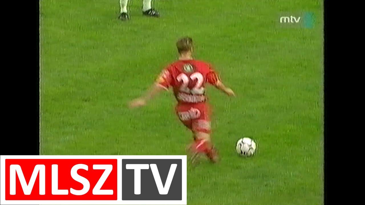 Debrecen-Ferencváros | 1-1 | 2003. 05. 03 | MLSZ TV Archív