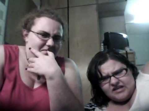 Kate and Kacey responce to 1 man 1 jar