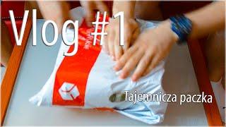 Vlog #1: Unboxing tajemniczej paczki