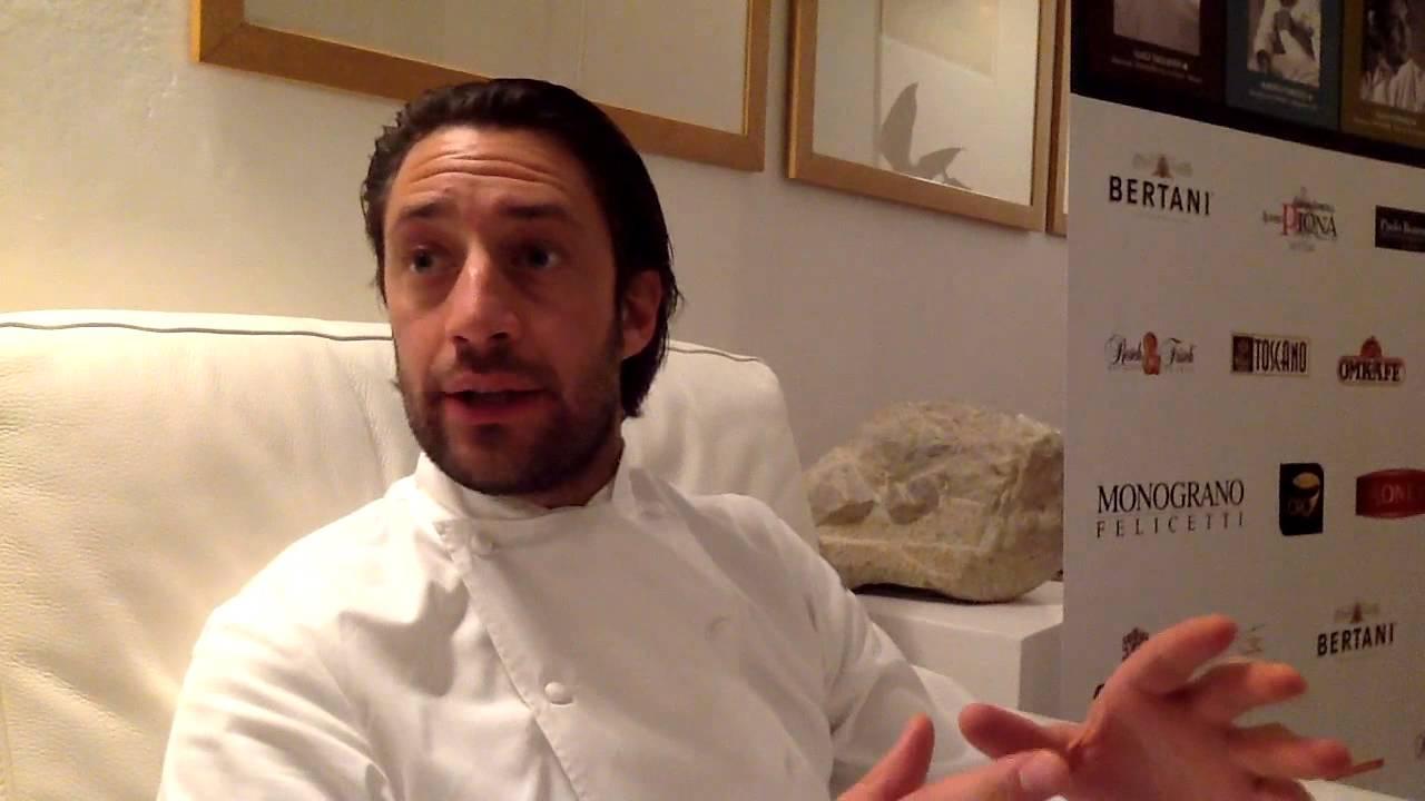 Popeating luigi taglienti youtube for Luigi taglienti chef