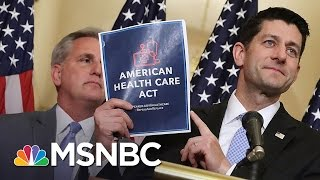The Losers Of The GOP American Health Care Act | Morning Joe | MSNBC