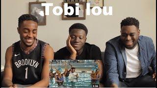 tobi lou - Waterboy Official Video REACTION