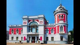Прогулка по Ульяновску / Краеведческий музей - Аквамолл - День города - Салют
