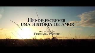 capa de Hei de Escrever Uma História de Amor de Fernanda Pimentel