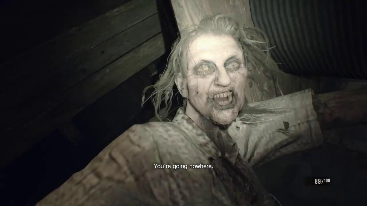 Bio Hazard Resident Evil 7 Gameplay Walkthrough Marguerite Baker