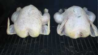 Traeger Roast Chicken, How To