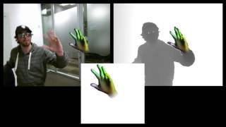Handpose: Fully Articulated Hand Tracking